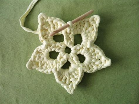 imagenes de flores tejidas a gancho tutorial flor crochet imagui