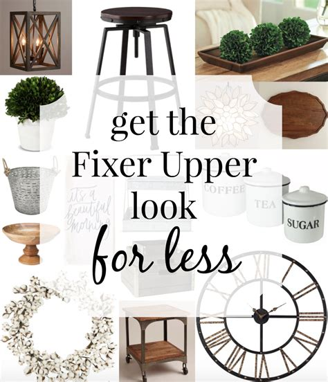 fixer upper facebook get the fixer upper look for less sunflower state of mind