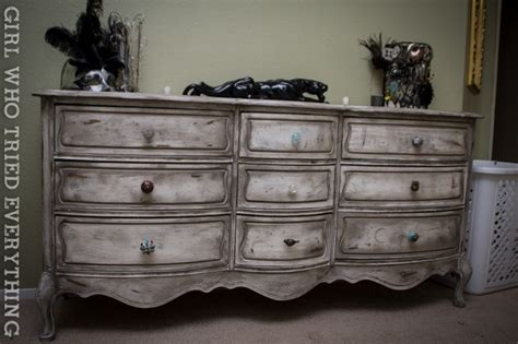 Chic Dresser by Picture Of Antique Shabby Chic Dresser