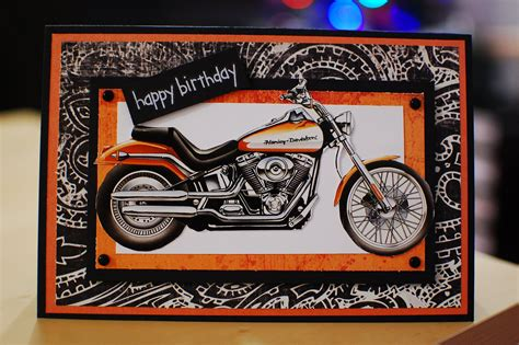 Harley Davidson Birthday Cards Free Harley Birthday Card Myideasbedroom Com
