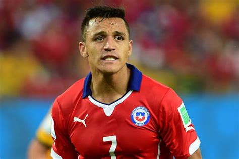 alexis sanchez transfer arsenal join liverpool man utd and juventus in race for