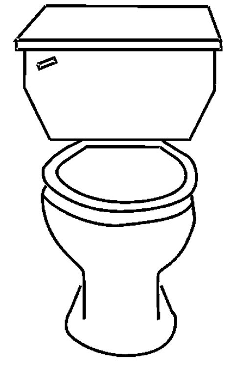 coloring page bathroom toilet 19 free printable bathroom coloring pages