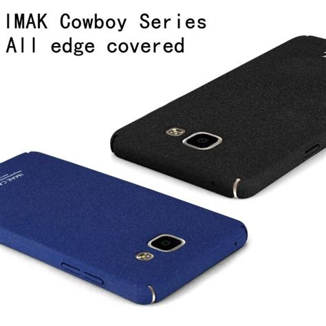 Imak Contracted Iring For Samsung Galaxy A7 2017 A720f Bla 1 imak cowboy for samsung a7 2016 black jakartanotebook