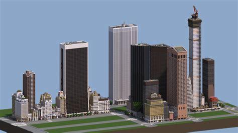 10 rockefeller plaza 4th floor midtown manhattan new york city v2 2 minecraft