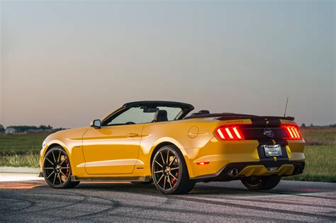 ford mustang supercharged 2016 ford mustang hennessey hpe750 supercharged for sale