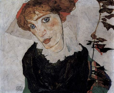 egon schiele carnivale salt artist of the week egon schiele