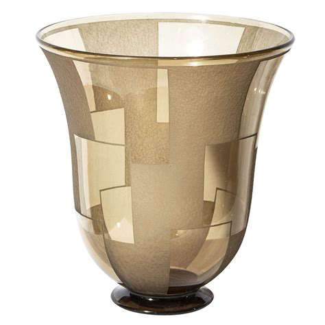 Deco Vases by Daum Deco Vase For Sale At 1stdibs