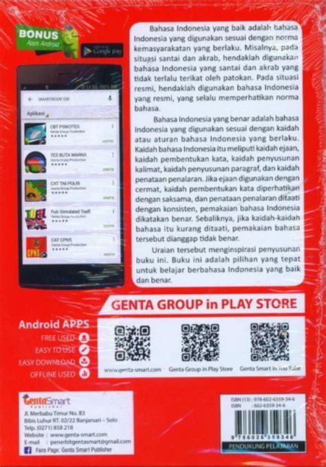 Buku Pedoman Umum Ejaan Bahasa Indonesia Edisi Bru Risha Nilas Kh bukukita smart book pedoman umum ebi ejaan bahasa indonesia