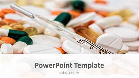 Medical Slidesbase Pills Powerpoint Template