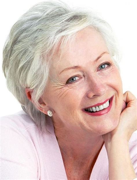 blonde hair on seniors 33 top pixie hairstyles for older women short pixie