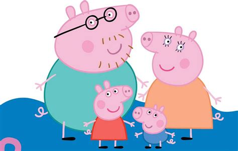 Peppa Pig Also Search For Search Results For Peppa Pig Cake Template Printable