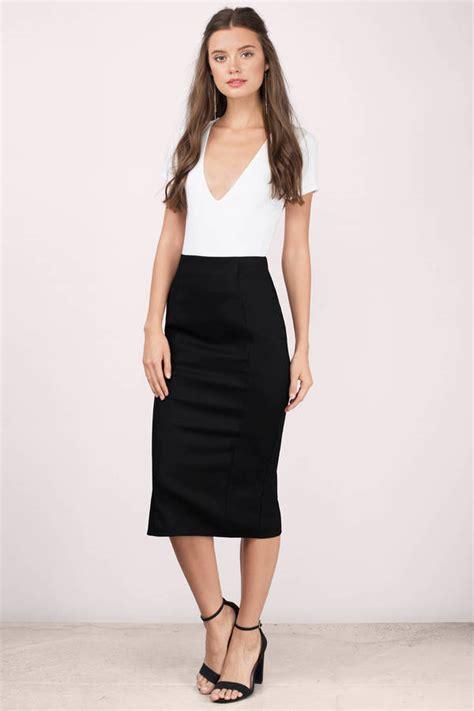 ivory skirt white skirt high waisted skirt 17 00