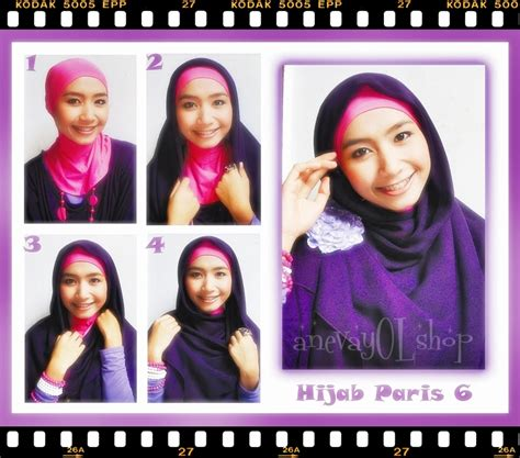 download video tutorial hijab paris gratis tutorial hijab paris anevay olshop