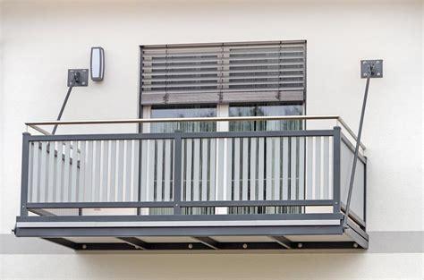 Anbau Balkon Stahl by Anbaubalkone Balkonanbau Hansel