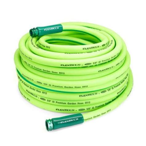 legacy 5 8 in x 100 ft zillagreen garden hose with 3 4