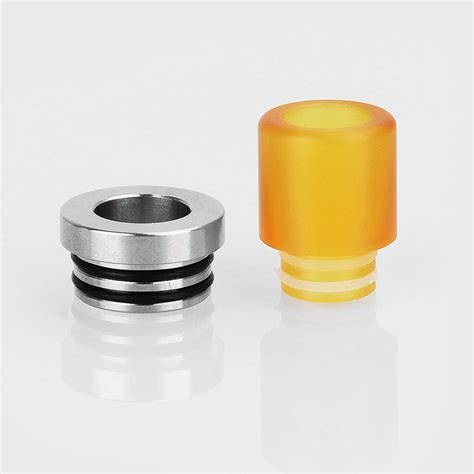 Backgammon Replacement 510 Universal Drip Tip 810 to 510 drip tip adapter 510 replacement pei drip tip kit