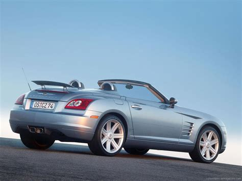 chrysler crossfire luggage chrysler crossfire roadster buying guide