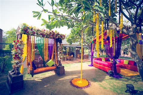 indian wedding swing vendor review elements decorator an indian wedding blog