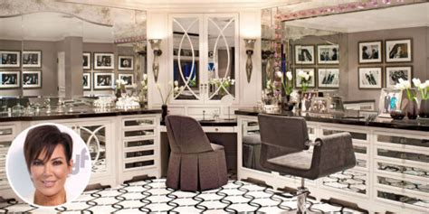 kris jenner bathroom celebrity bathrooms that we would love to have as our own