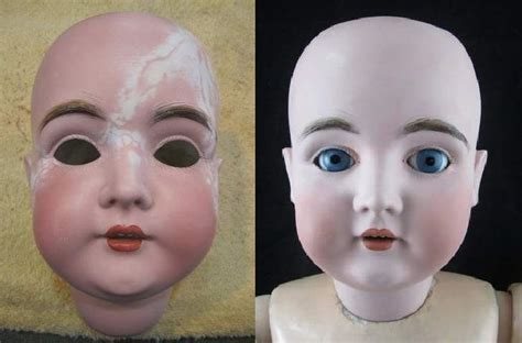 composition doll restoration classes 1000 images about before after doll repair on