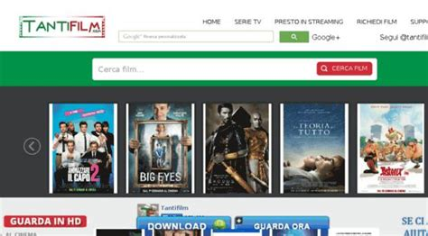 film gratis net tantifilm net sito dove guardare film e serie tv in streaming