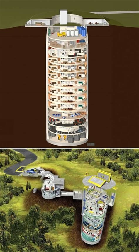 2 Bedroom Apartments In Dc 10 most amazing apocalypse bunkers oddee