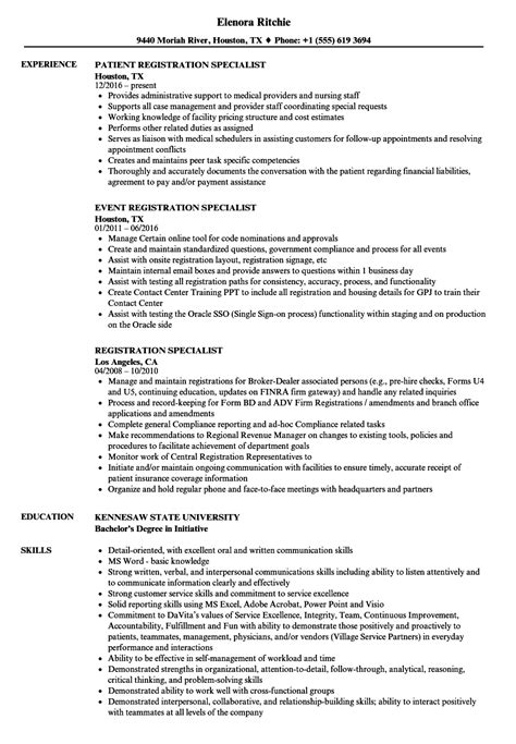 Registration Specialist Cover Letter by Resume And Application Letter For Ojt Resume Letter Enclosure Resume And Cover Letter Software