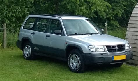 1998 Subaru Forester Review by Subaru Forester 2 0 Awd 1998 Autoweek Nl