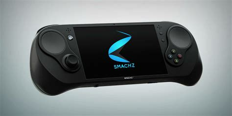handheld console smach z handheld console with serious graphics power
