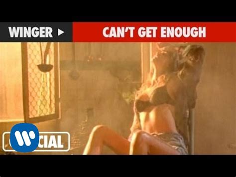 The Adverts We Cant Get Enough Of by Winger Quot Can T Get Enough Quot Official
