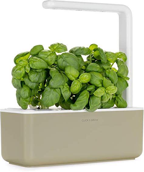 amazoncom click  grow smart garden  indoor