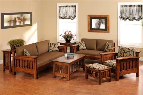 wooden sofa set designs  small living room wood home