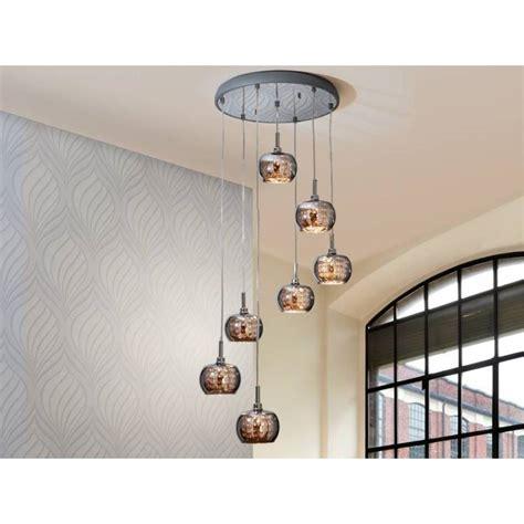 lampara colgante arian  luces led  schuller