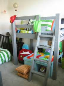 Low Bunk Bed Plans From Outstanding To Easy 20 Diy Toddler Beds