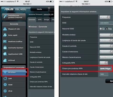 vedere ip da come trovare la password wifi su iphone e no jailbreak