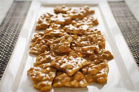 best peanut brittle the best nut brittle you ll make flourish king