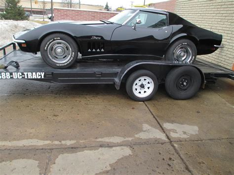1969 corvette project for sale 1969 black corvette coupe 350 350 4 speed project car with