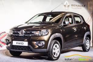 Renault Showroom In Chennai The Secret Of Renault Kwid S Affordability