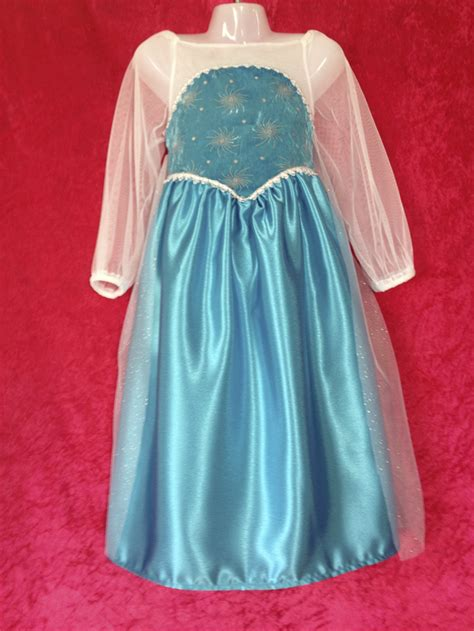 Handmade Elsa Dress - handmade elsa dress 28 images frozen elsa tutu dress