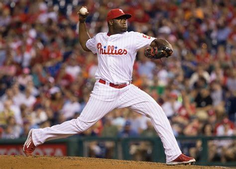 Hails Recap by Philadelphia Phillies Weekly Recap Hail Cesar Herandez
