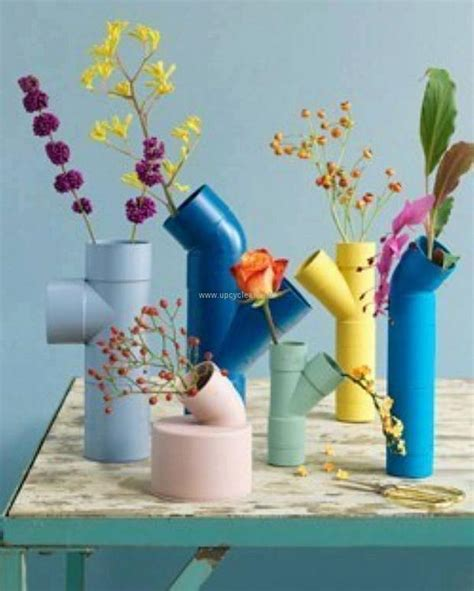 pvc pipe craft projects recycled pvc pipe projects upcycle