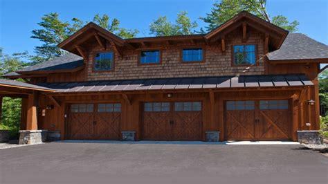 log cabin garages log home plans with garages log cabin garage with living