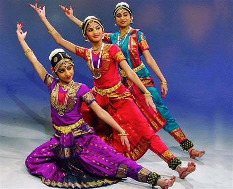 Colors And Meanings by Bharatanatyam Geetmala