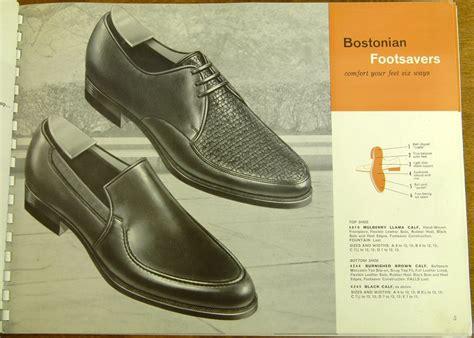 bostonian shoes 1962 bostonian shoe catalog part 1 vcleat