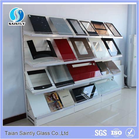 4mm flat tempered heat resistant glass fireplace doors