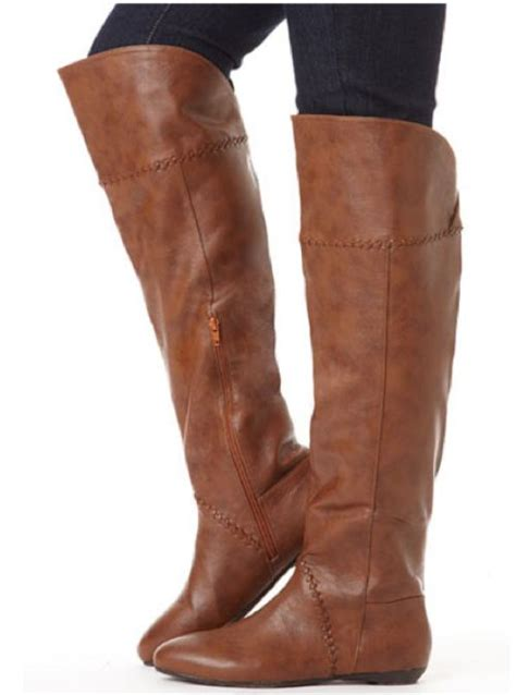 brown boots biography