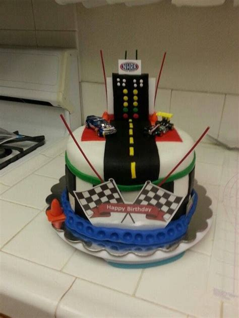 Cing Themed Cake Decorations by 17 Best Images About Race Car Drag Racing Themed