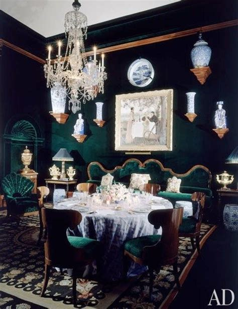 Green Themed Dining Room 47 Best Alberto Pinto Images On
