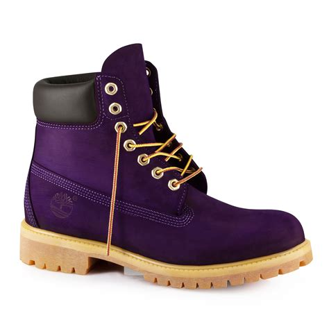customize timberland boots eggplant purple sycamore style custom dyed timberland boots