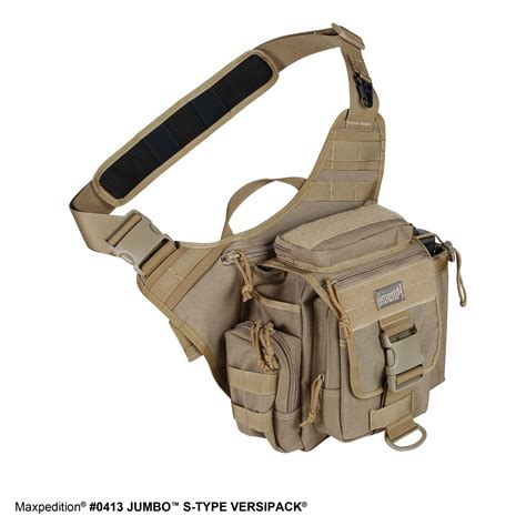 Sling Bag Ravre Fatboy Grey jumbo s type versipack tactical gear concealed carry